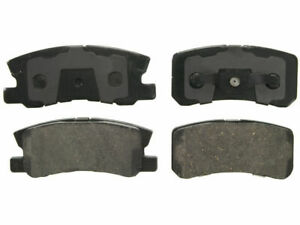For 2008-2009 Dodge Caliber Brake Pad Set Rear Wagner 27142XR Turbocharged