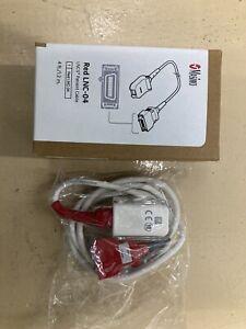 MASIMO SET LNC-04 LNCS Series 14-pin SpO2 Patient Cable, 4ft