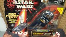 Hasbro Star Wars Commtech Reader Action Figure New Unopened Talk Vintage  1998