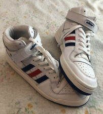 Used Adidas Originals Forum Mid  Red / White / Blue - 4th of July  Men's Sz. 12