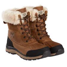 UGG Australia Women's Adirondack III Winter Boots Chestnut Size 9 MED 1095141