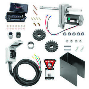 BULLDOG 1824200100 ELECTRIC POWERED TRAILER JACK KIT 12000 lbs. NEW