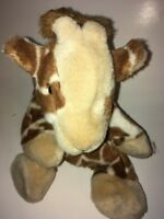 "GANZ Heritage Collection Giraffe   12"" Plush Stuffed Animal"