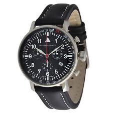 Polierte Quarz - (Batterie) Armbanduhren im Militär-Stil
