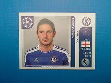 Panini Champions League 2011-12 n.285 Lampard Chelsea