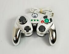 Metal Mario Wired WiiU Smash Bros Gamecube Style Controller