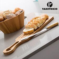 Tagliere per pane C/coltello Koopman 75925