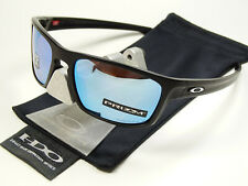 Oakley Sliver Stealth Black Prizm Deep Water Polarized Sonnenbrille Holbrook Ten