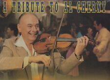 Al Cherny . A Tribute to . 1989 Polytel LP Sealed