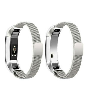 For Fitbit Alta/Alta HR Watch Band Replacement Stainless Magnetic Bracelet Strap