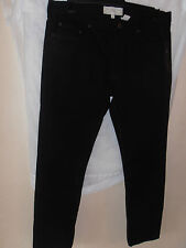 BNWT Marc Jacobs Jeans Black Uniform Fit Size 36 x 34 rrp $228
