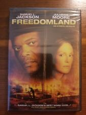 FREEDOMLAND (SAMUEL L JACKSON - JULIANNE MOORE) WS & FS NEW AND SEALED