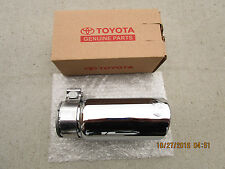 16 - 19 TOYOTA TACOMA SR SR5 LIMITED TRD CHROME STEEL EXHAUST TIP NEW 35162