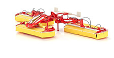 Wiking 1:32 POTTINGER NOVACAT V10 Papillon tondeuses