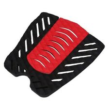 Surfboard Traction Pad Black Red Stomp Pad Brand New