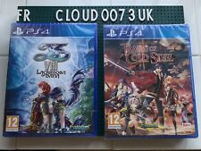 YS VIII Lacrimosa Of DANA + The Legend Of Heroes: Trails Of Cold Steel 2 II PS4