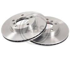 2x A.B.S. Brake Disc 16085