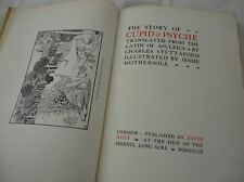 The Story of Cupid & Psyche (1943) Charles Stuttaford, illus Jessie Mothersole