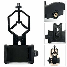 Cell Phone Adapter Mount - Compatible with Binocular Monocular Spotting Scope