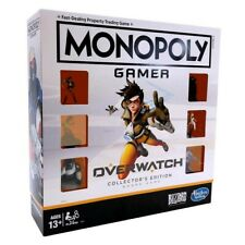 Monopoly Gamer Overwatch Collector's Edition Board Game BRAND NEW
