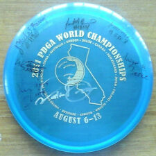 2011 PDGA Pro Worlds Gummy Champion Roc+ 180 g Innova Disc Golf Paige Pierce