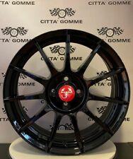 SET 4 Cerchi in lega Fiat Abarth 500 da 17 NUOVI, OFFERTA SUPER PREZZO NEW 595