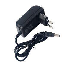 Adaptador fuente alimentación UE Transformador 12V2A 5,5*2,1mm Jack para CCTV SA