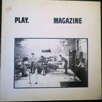 PLAY - MAGAZINE*ANNO 1980-DISCO VINILE 33 GIRI* N.62