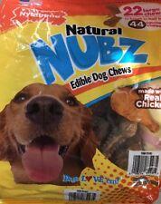 Nylabone Natural Nubz   Dog Chews 22ct. (2.6lb bag) (FREE EXPEDITED SHIPPING)
