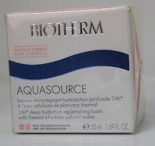 (79,99€/100ml) Biotherm Aquasource deep hydration replenishing balm 50ml