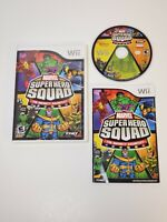 Marvel Super Hero Squad: The Infinity Gauntlet (Nintendo Wii, 2010) Complete
