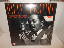 Billy Eckstine Everything I Have Is Yours MGM Years 1985 Verve 2 LP Sealed Mint