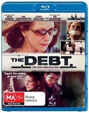 Debt,  The (Blu-ray, 2012)*Terrific Condition*helen Mirren