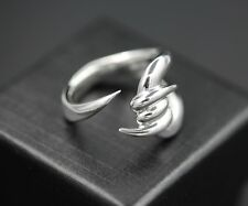 Stephen Webster Sterling Silver Barbed Wire Ring Size 7 * Limited * Retail $350
