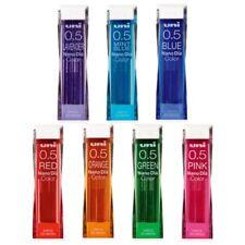 0.5mm Uni NanoDia Color Mechanical Pencil Leads 7 Color Set 140 Leads