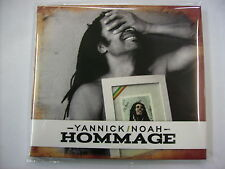 YANNICK NOAH - HOMMAGE - CD LIKE NEW CONDITION 2012 - BOB MARLEY