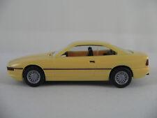 Herpa BMW 850i Coupè (1989-1999) in blaßgelb 1:87/h0 NUOVO/MATTONCINI