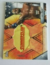 Lex Luger 2019 Topps WWE SummerSlam Manufactured Mat Relic Card