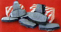 Scion tC OEM FRONT Brake Pads w/ Shims 04465-AZ015