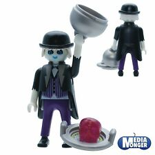 Playmobil Figurine : Esprit Pirate Fantôme Butler brille RAR