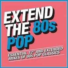 Various Artists - Extend The 80s - Pop NEW CD