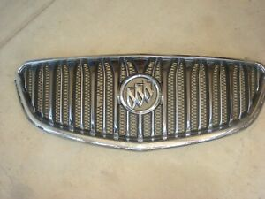 2013 2014 2015 2016 2017 Buick Enclave Grille Grill Front,Nice! Ready To Install
