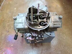 Ford Mustang Shelby 428CJ 4bl Holley Carburetor List 4609 - C9AF-9510-U RARE!