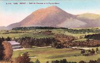 ROYAT-LES-BAINS 1548 golf de charade et le puy-de-dôme