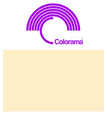 Colorama CHARDONNAY Background Paper Roll 2.72m x 11m