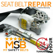 Honda Accord Dual Stage Seat Belt Repair Rebuild Recharge Service Fix
