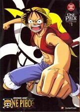 One Piece Collection 3 Classic Anime Region 1 USA NTSC Eposide 54- 78 4x DVD