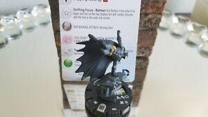 Heroclix World's Finest set Batman #034 Rare figure w/card!