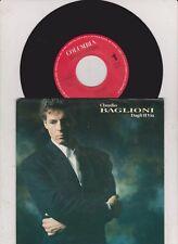 """7 """" Single - Claudio BAGLIONI - Dagli Il Via / Noi No - 1991"""