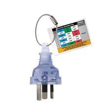 Deta Power Outlet Tester Plug 240v Australia Plug Fault Indicator Chart